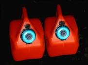 Deux biderons pour le prix d'un jusqu'au 26 octobre 2012. «Machine à lait», Marianne Papillon